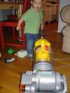 Frankie_vacuuming